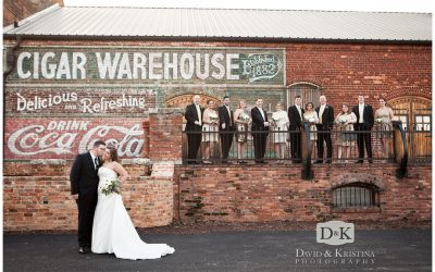 Old Cigar Warehouse Wedding | Donnie & Monica