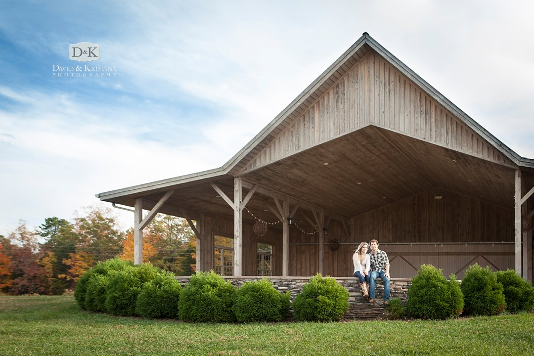 Chattooga Belle Farm barn wedding venue