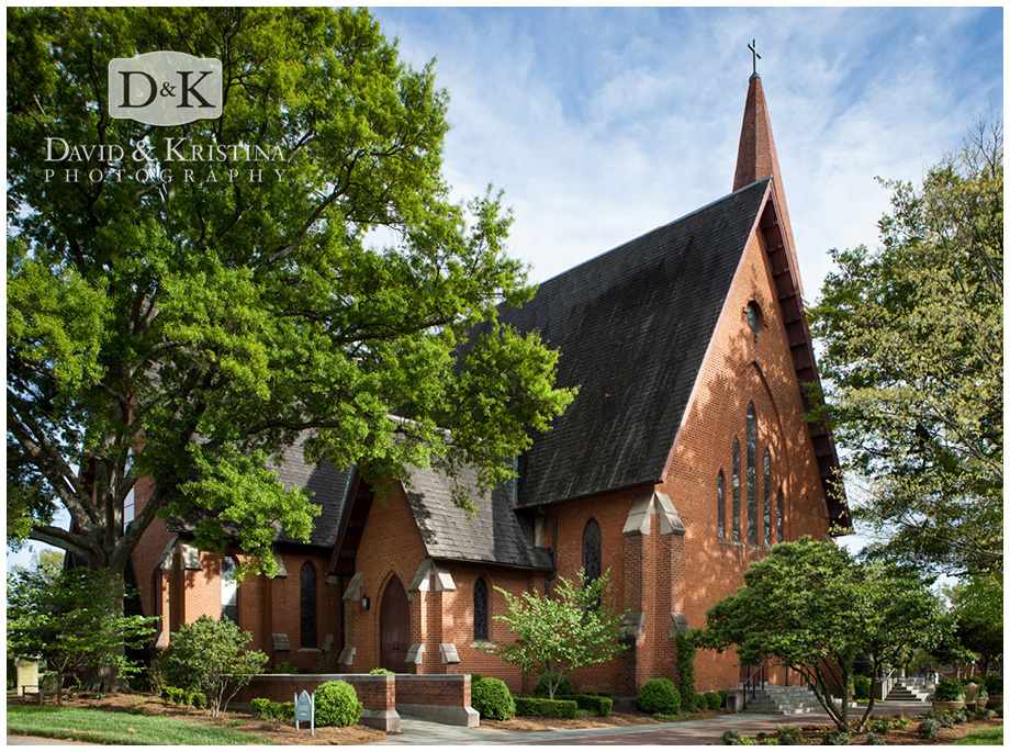 Christ Church Episcopal Downtown Greenville