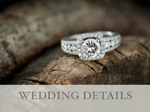 Wedding Details Portfolio