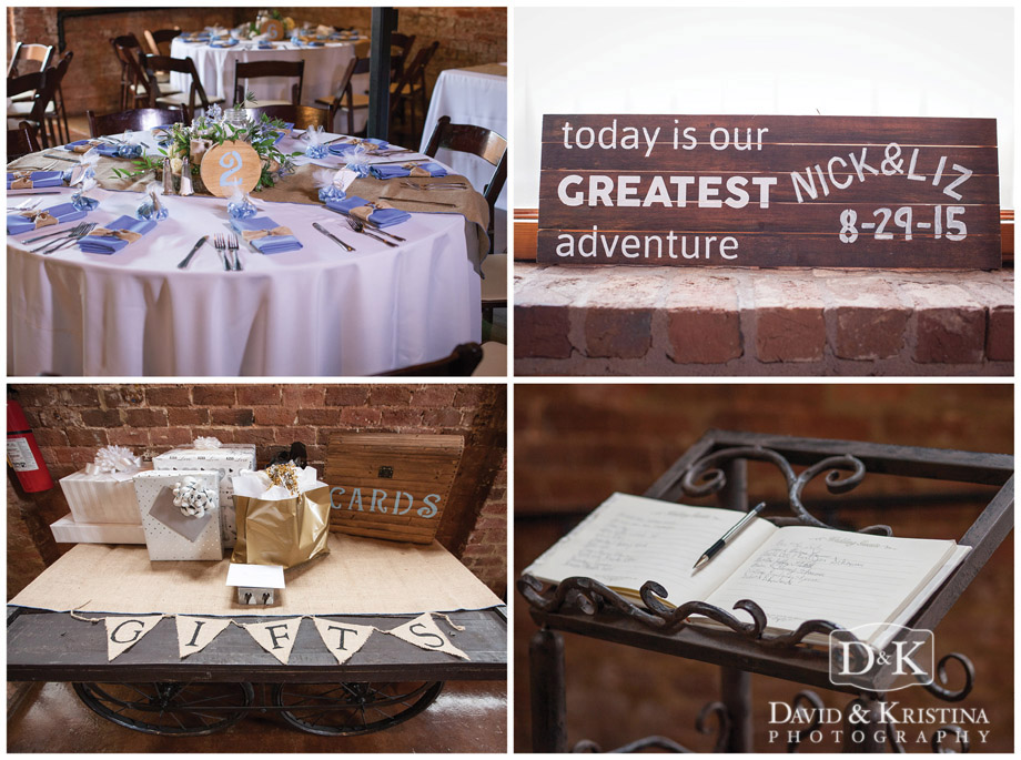 Frantz wedding details