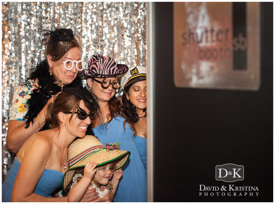 Guests use the Shutterbooth