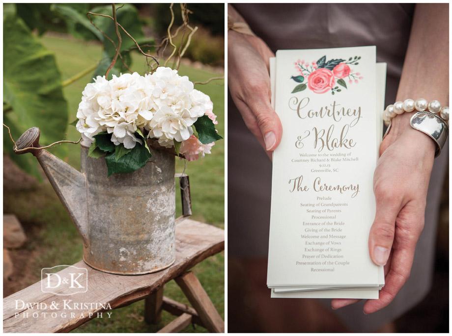 Reception At Greenville Drive Fluor Field Wedding