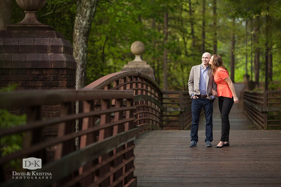 furman engagement session