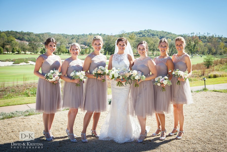 Bridesmaids at Cliffs at Mountain Park