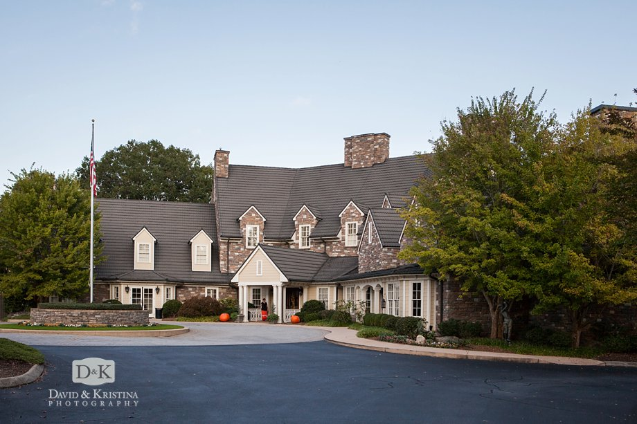 The Cliffs Valley Clubhouse