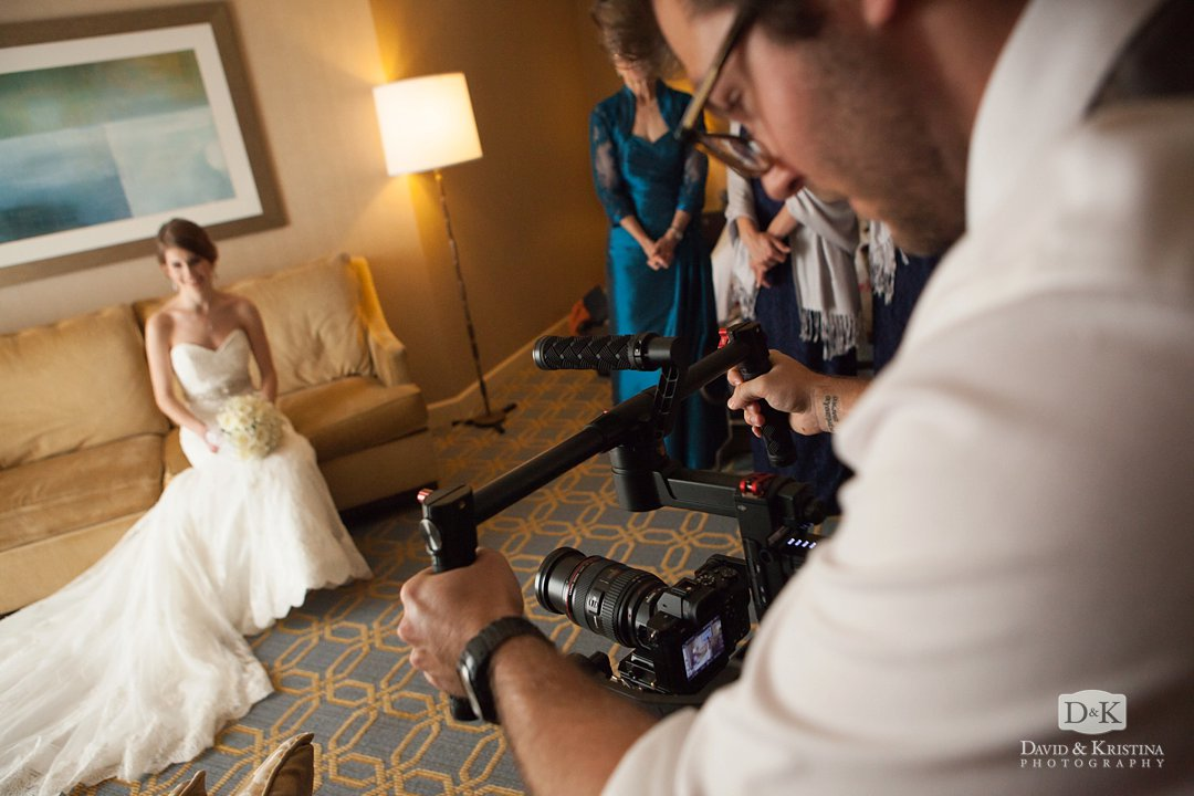 wedding videographer Hayden Antal