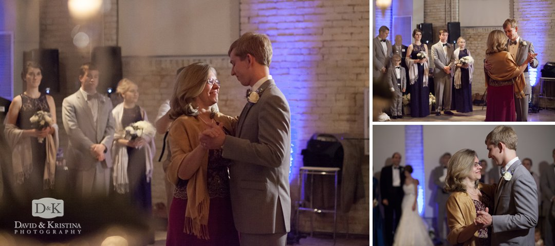 mother son dance