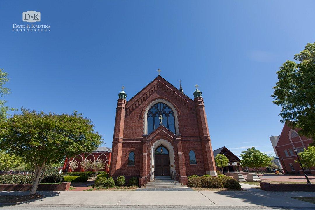 St. Mary's Catholic Church Greenville SC