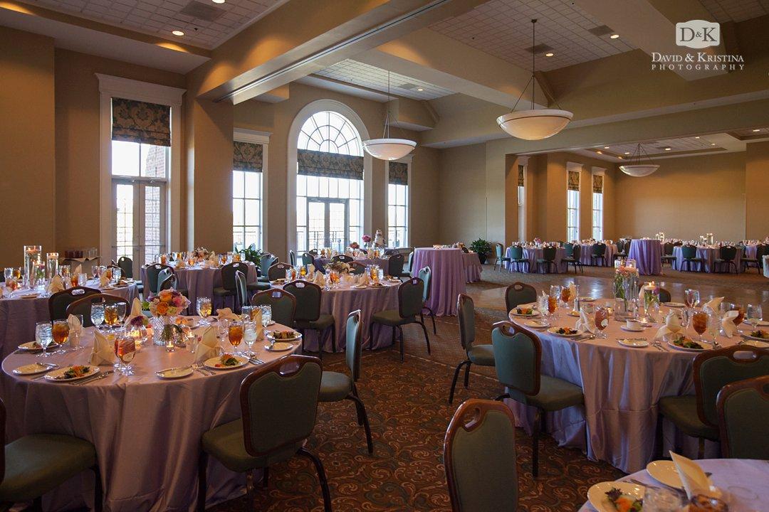 Thornblade wedding reception ballroom