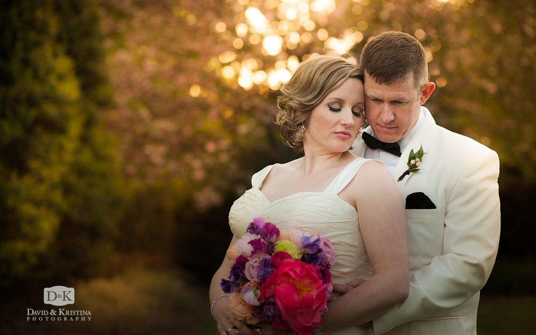 Thornblade Counrty Club Wedding Reception and St. Mary's Catholic Ceremony | Mike and Megan