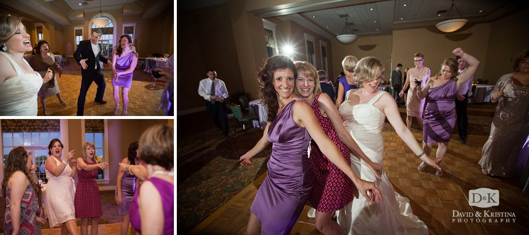 The Erica Berg collective wedding entertainment
