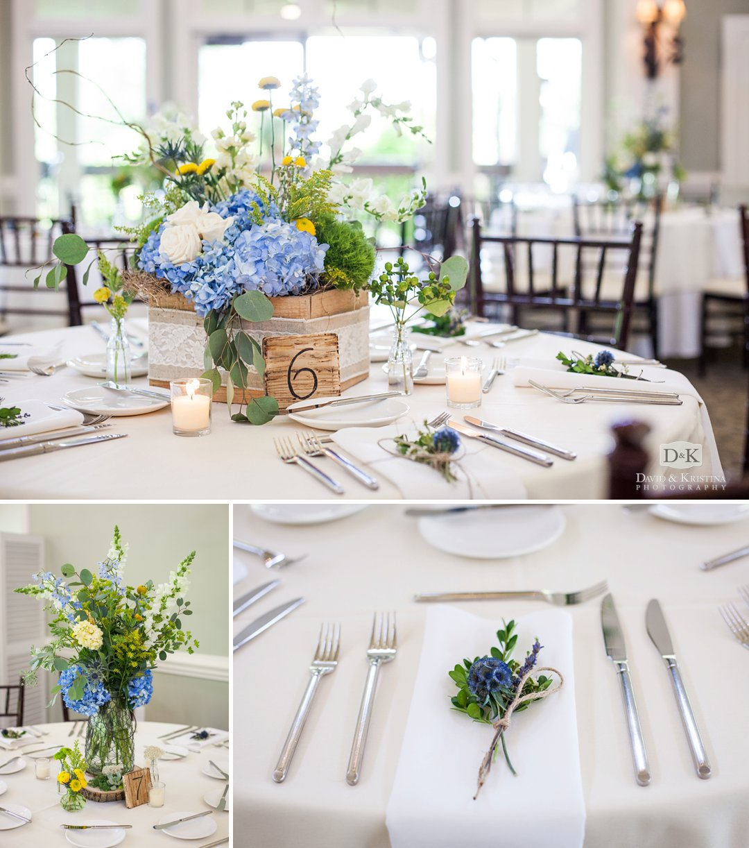 floral designs by Patricia Kinley