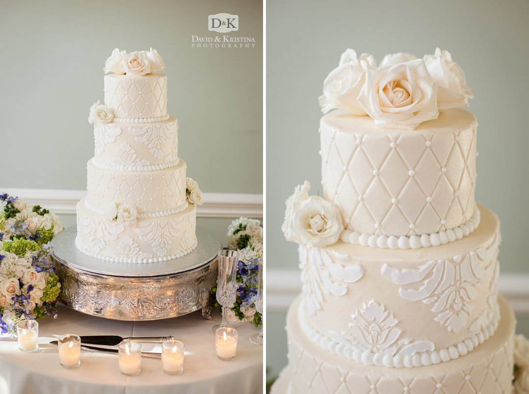 cake by Tasteful Elegance