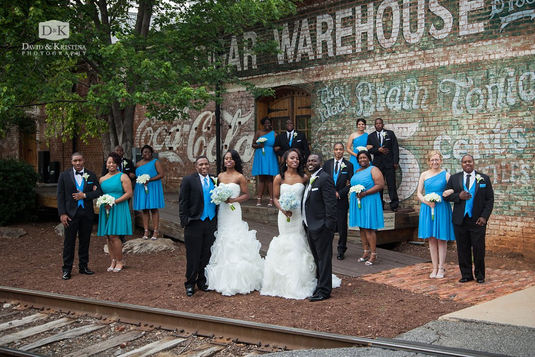 double wedding Old Cigar Warehouse