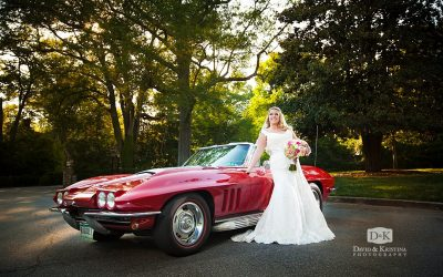 Rebekah's Bridal Portraits at Anderson University Campus