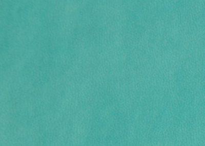 Aqua Faux Leather