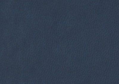 Blue Faux Leather