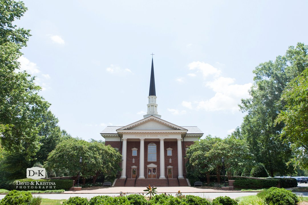 Daniel Chapel at Furman University