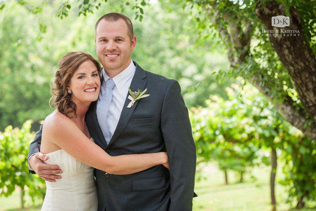Garrett and Sara Ovrercash
