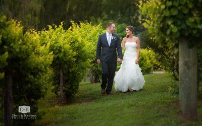 Greenbrier Farms Wedding – Garrett & Sara