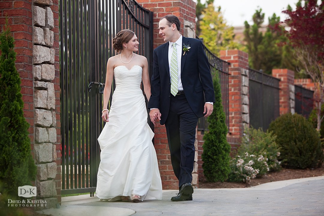 Indigo Hall wedding