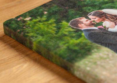 Canvas Photo Cover