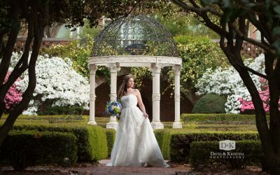 Furman Bridal Portrait | Carrie