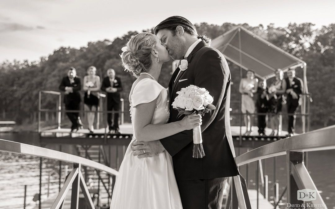 Hartwell Lake House Wedding | George and Jennifer