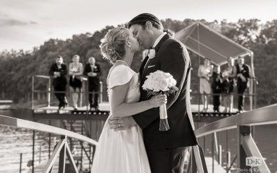 Hartwell Lake House Wedding | George and Jennifer