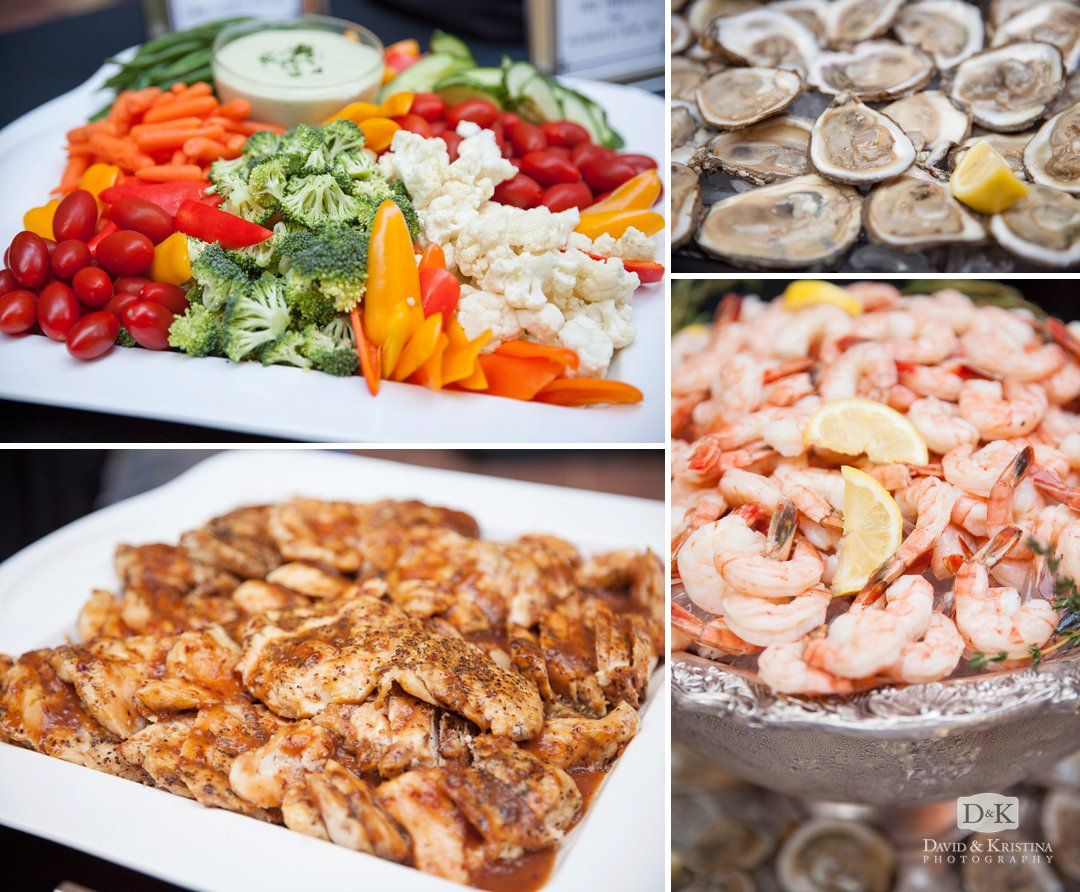 Catering by Kim Teasley Kim in the Kitchen