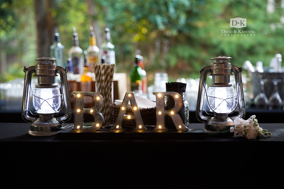 Bar services by Liquid Catering