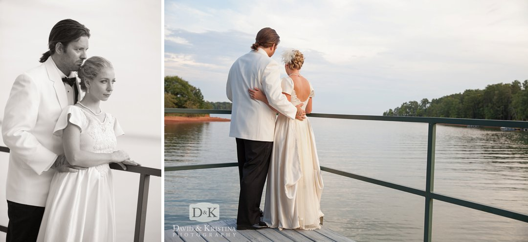 Hartwell Lake Wedding