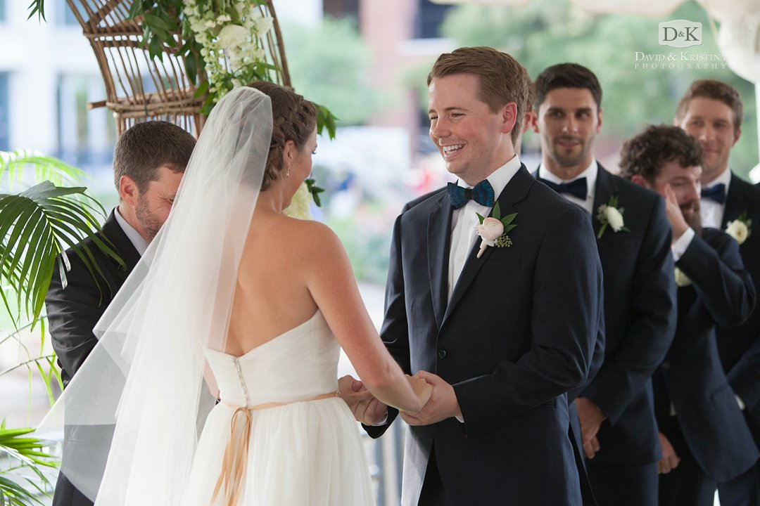 Byron and Jessica getting married