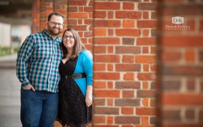 Furman Engagement Photo Session | Russell & Jessie