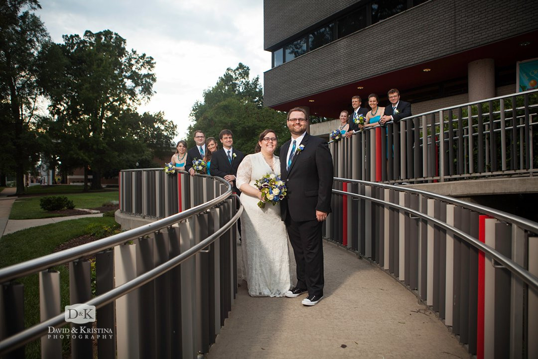children's museum of the upstate wedding photos