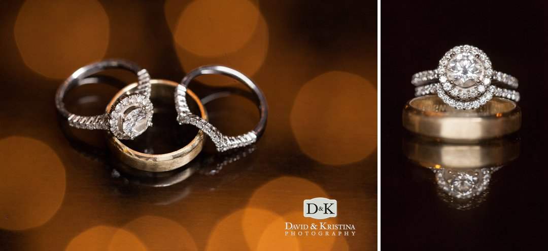 cool wedding ring picture