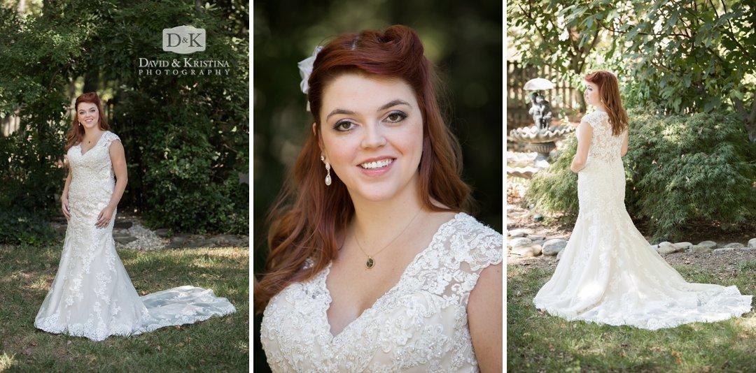 Amanda Valenza bride