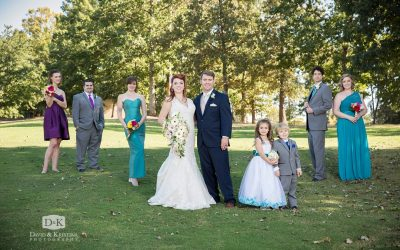 St. Mary Magdalene | Embassy Suites Verdae Greenville Wedding – Philip & Amanda