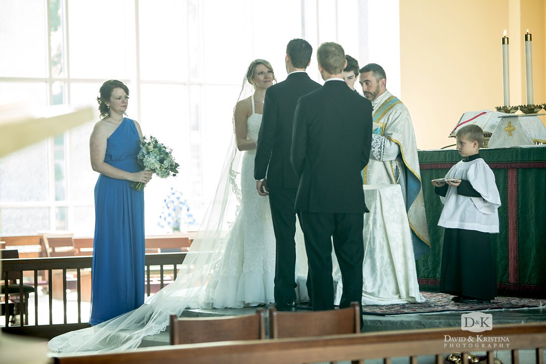 exchange vows