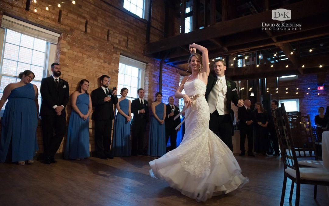 Prince of Peace Catholic Wedding / Larkins Cabaret Room Reception   Ryan & Chelsea