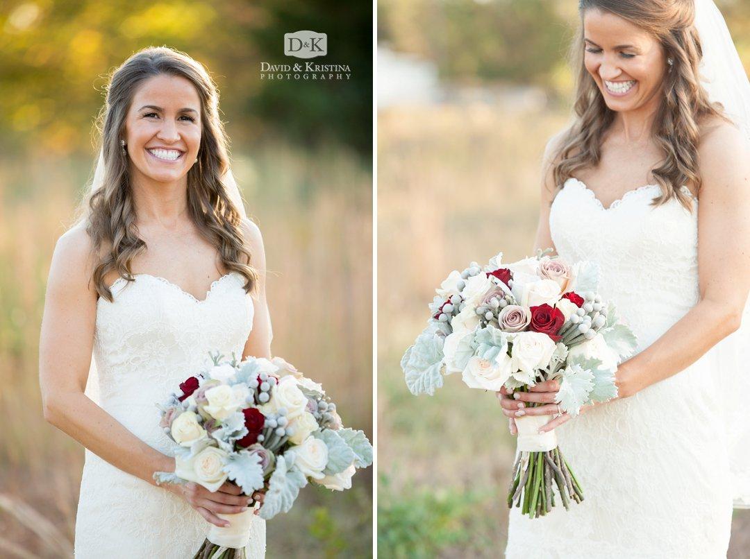 bride's wedding bouquet by Twigs florist