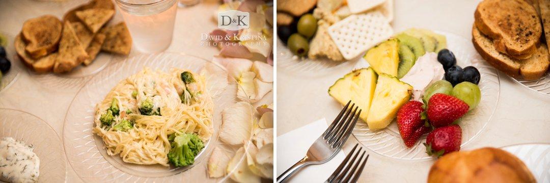 catering by Twigs Tempietto wedding venue