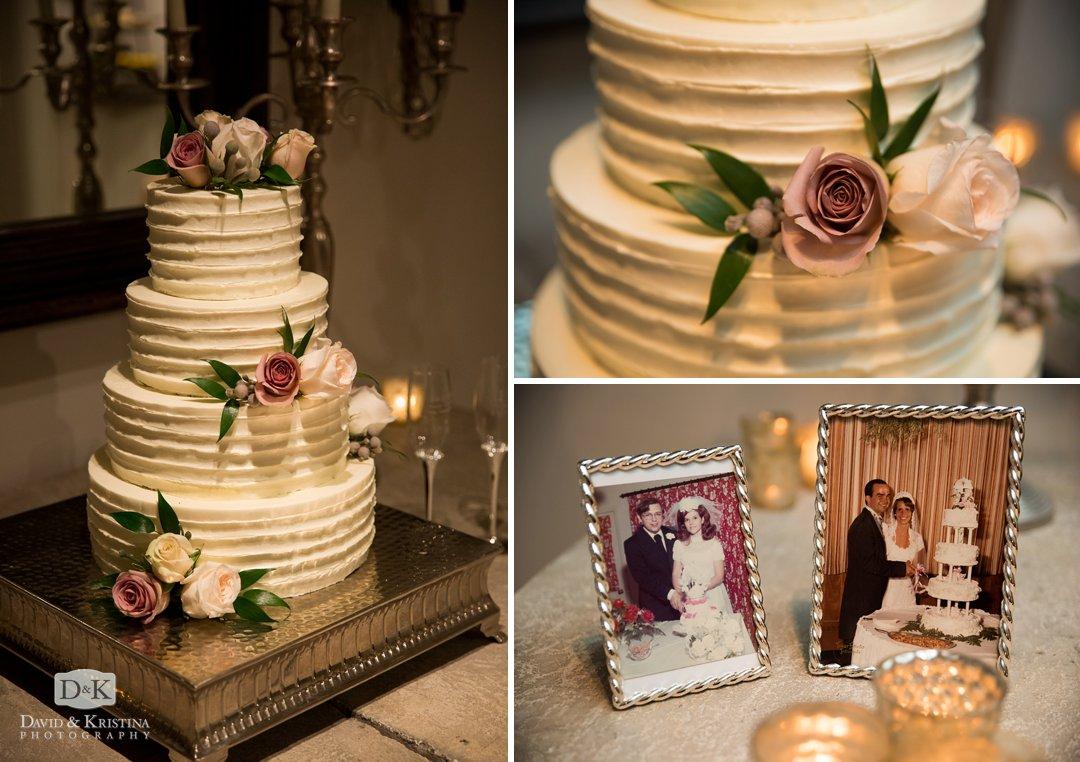 wedding cake by Amanee Neirouz