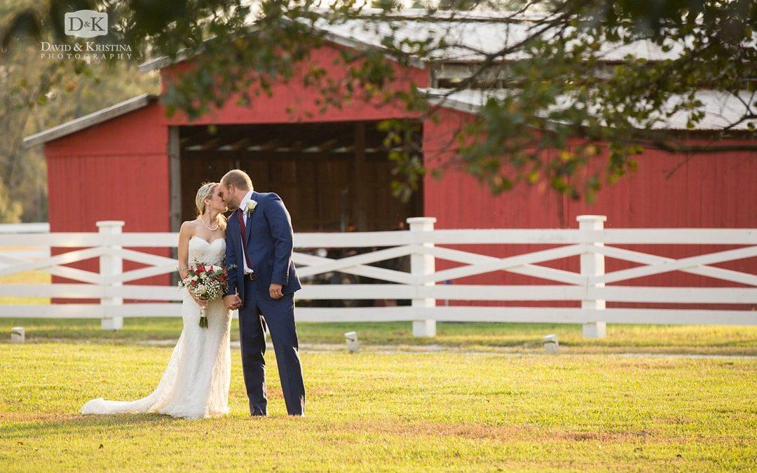 Wildberry Farm Marion Wedding | Allen and Brandy