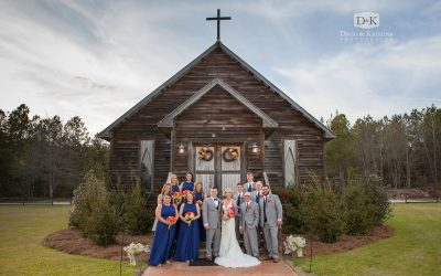 Hidden Acres Wedding in Marion, SC | Cody & Amber