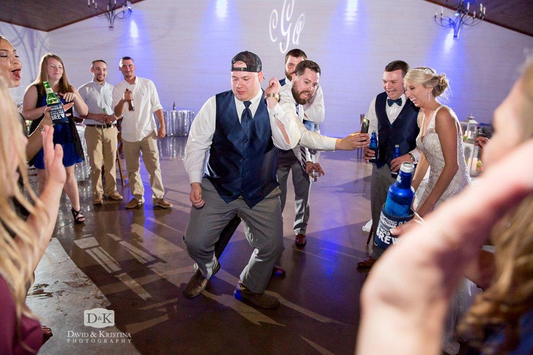 David Graham wedding DJ