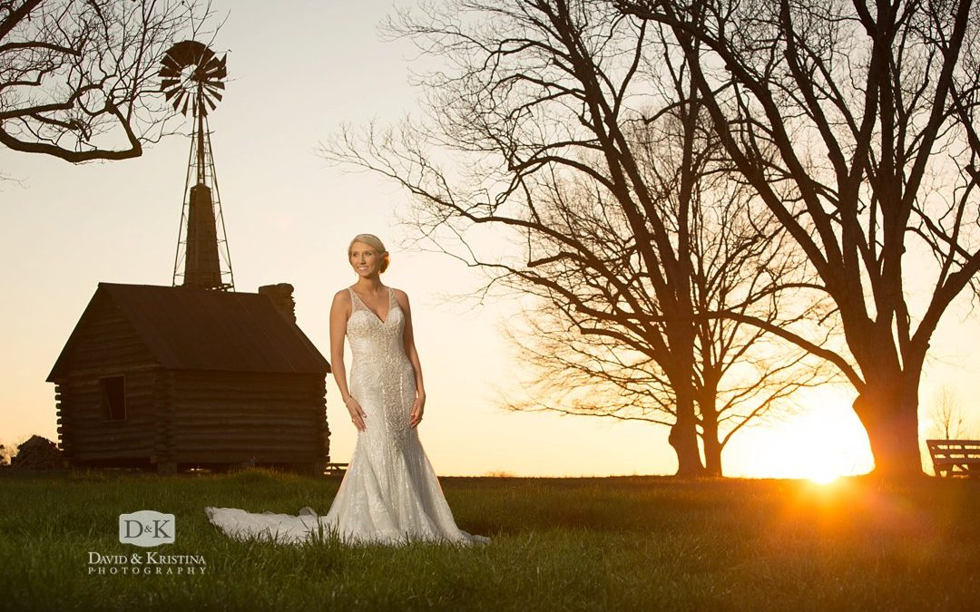 Windy Hill Wedding and Event Barn | Amber's Bridal Portraits