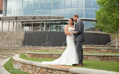 Larkin's Courtyard Wedding and Cabaret Room Reception   Jon & Bekah