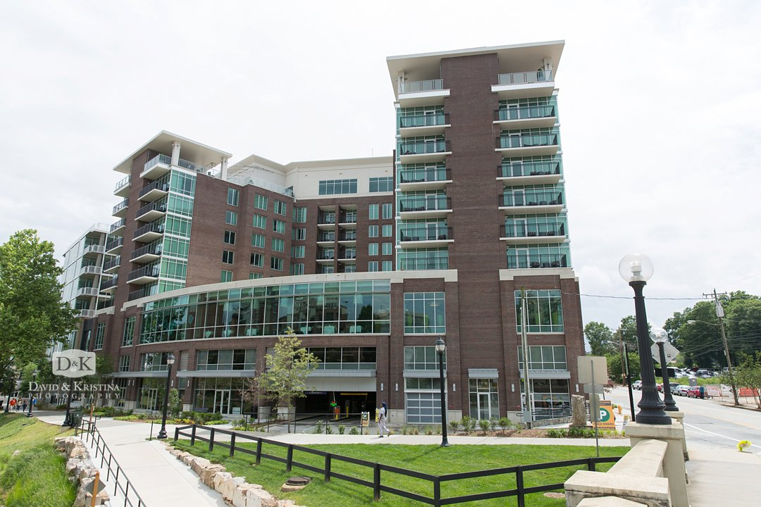Embassy Suites Greenville Downtown Riverplace